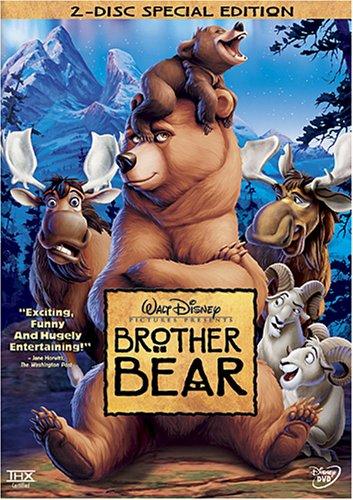 Brother Bear DVD sale