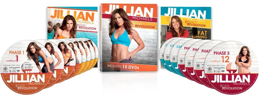 Jillian Michaels Body Revolution sale