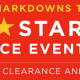 Kohl's Gold Star Clearance