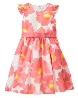 Sunny Blossoms Dress