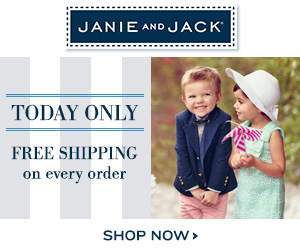 image regarding Janie and Jack Printable Coupons named Janie and Jack Totally free Delivery