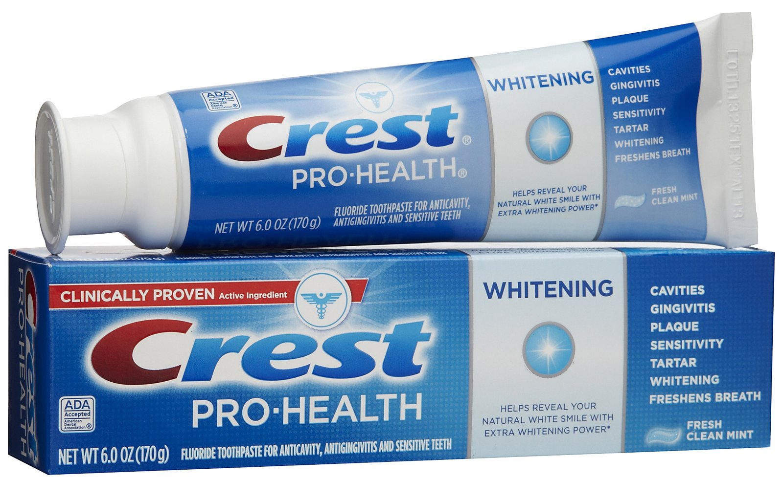 Crest Pro-Health uses dentist-inspired solutions for a stronger, healthier mouth.