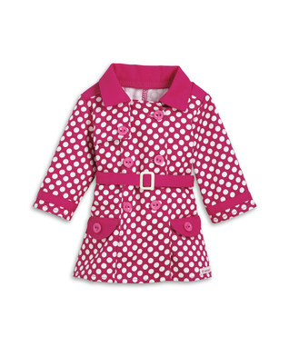 American Girl Raincoat sale