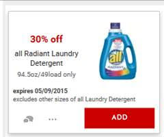 all Radiant Coupon