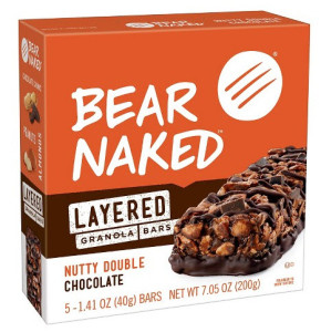 BEAR NAKED Chewy Granola Bar
