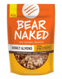 Bear Naked Honey Almond Whole Grain Oat Granola 11.2 oz