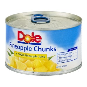 Dole Pineapple 8 oz