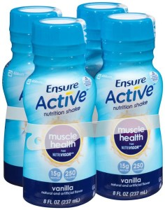 Ensure Active, 4 pk