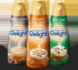 International Delight Coffee Creamer 32 oz