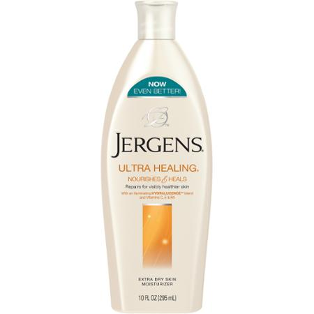 Jergens Ultra Healing Moisturizer, 10 oz