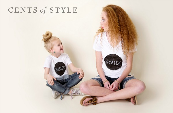 Cents of Style T-Shirt Line kids sale
