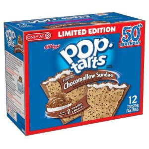 Kellogg's Pop Tarts Chocomallow Sundae
