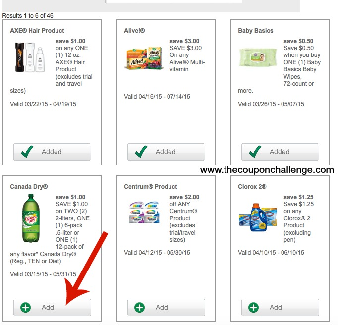 Farm fresh digital coupons