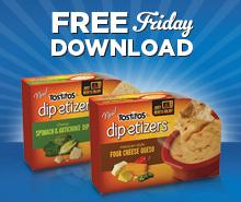 Free Friday Chip Dip