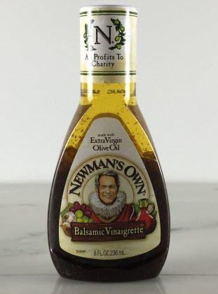 Newman's Own Balsamic Vinaigrette Salad Dressing 8 oz