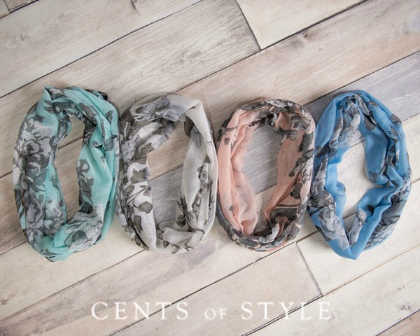 Infinity Scarf Style Steal