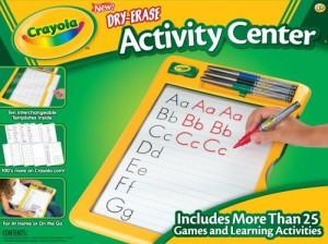 crayola activity center