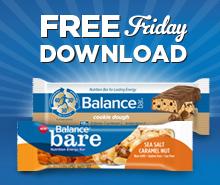Kroger free balance bar