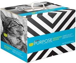 Purina Purpose Clumping Cat Litter