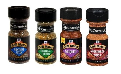 McCormick Grilling Spices