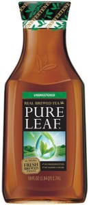 Free Pure Leaf Tea 59oz