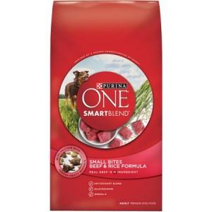 Purina ONE Dog Food 16-lb