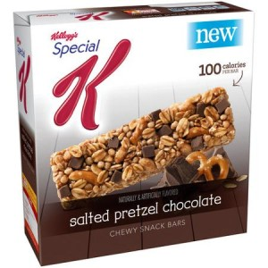 Special K Chewy Bars box