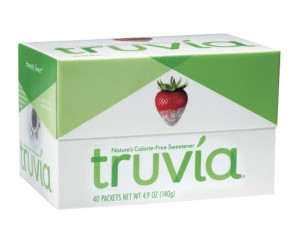 Truvia Sugar Substitute 40ct image