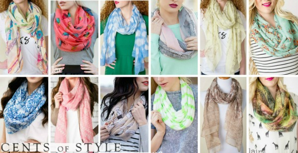 Cents of Style: Scarves