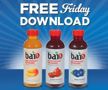 Free Bai5 coupon