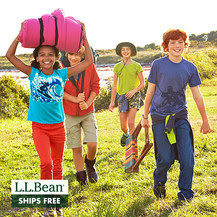 L.L. Bean Kids Sale