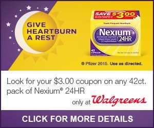 Nexium 24HR coupon