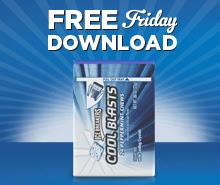 free Ice Breakers Cool Blasts Mint Chews