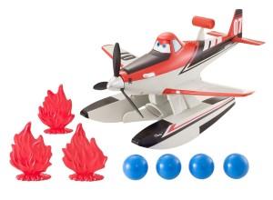 fire plane rescue