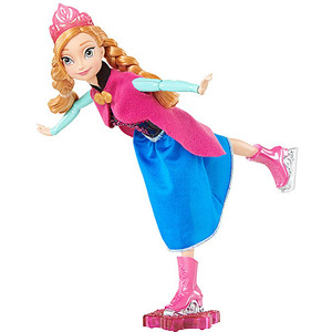 Disney Frozen Skating Anna Doll sale