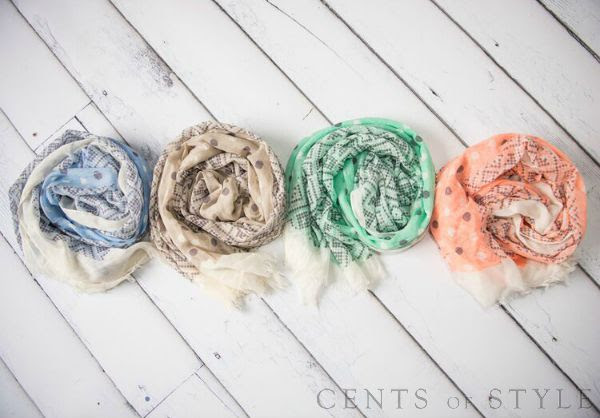 Summer Scarf Sale