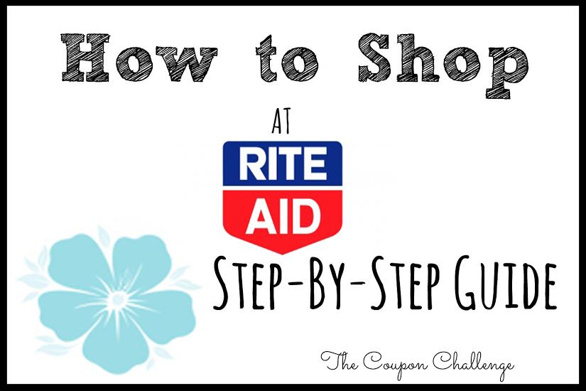 How to Shop at Rite Aid {Rite Aid 101}