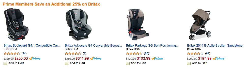 Graco Carseat Sale