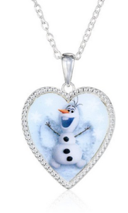 olaf necklace