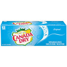 canada dry water