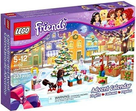 LEGO Friends Advent Calendar