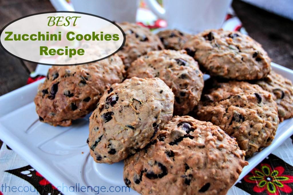 Best Zucchini Cookies Recipe