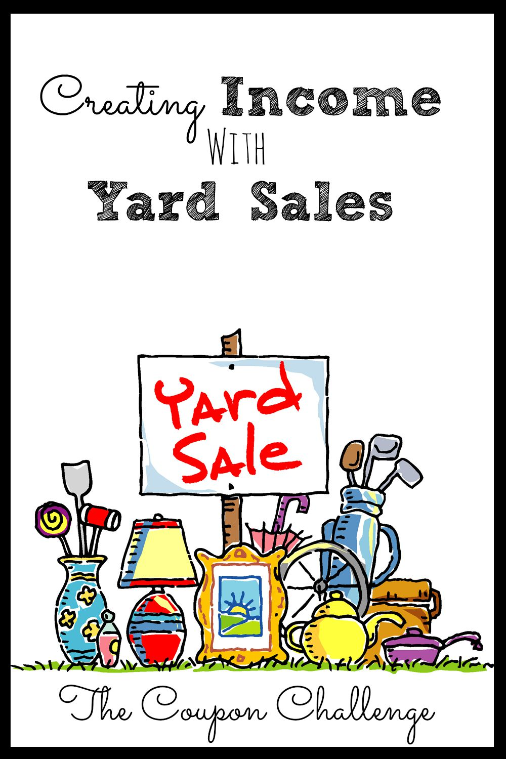 Creating-Income-With-Yard-Sales