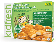 Kidfresh Frozen Meals