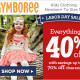Gymboree Labor Day Sale