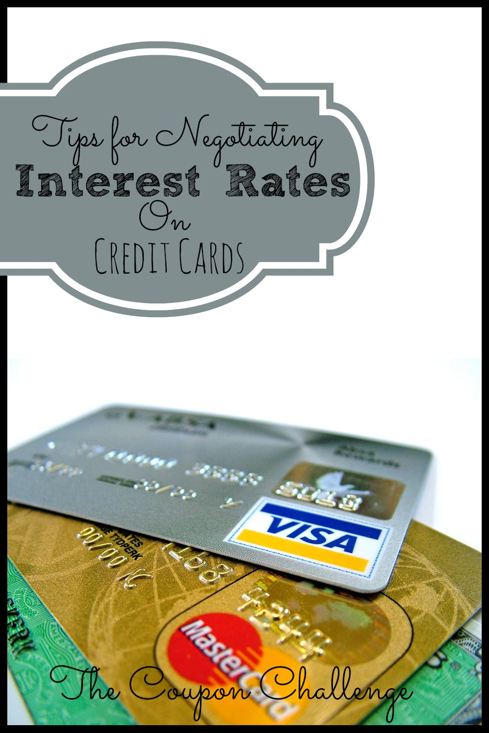 Tips for Negotiating Interest Rates On Credit Cards