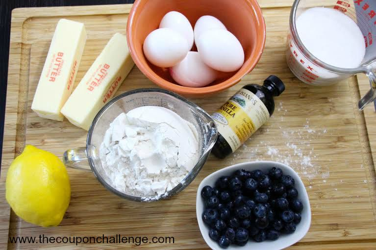 how to make pound cake