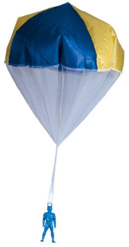Tangle-Free Toy Parachute