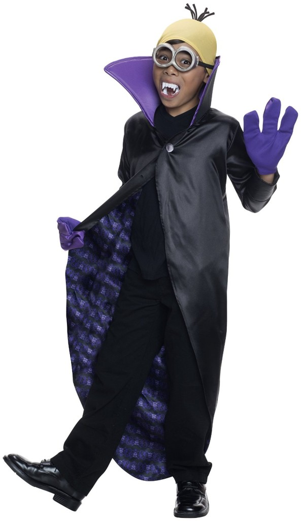 Minions Dracula Costume