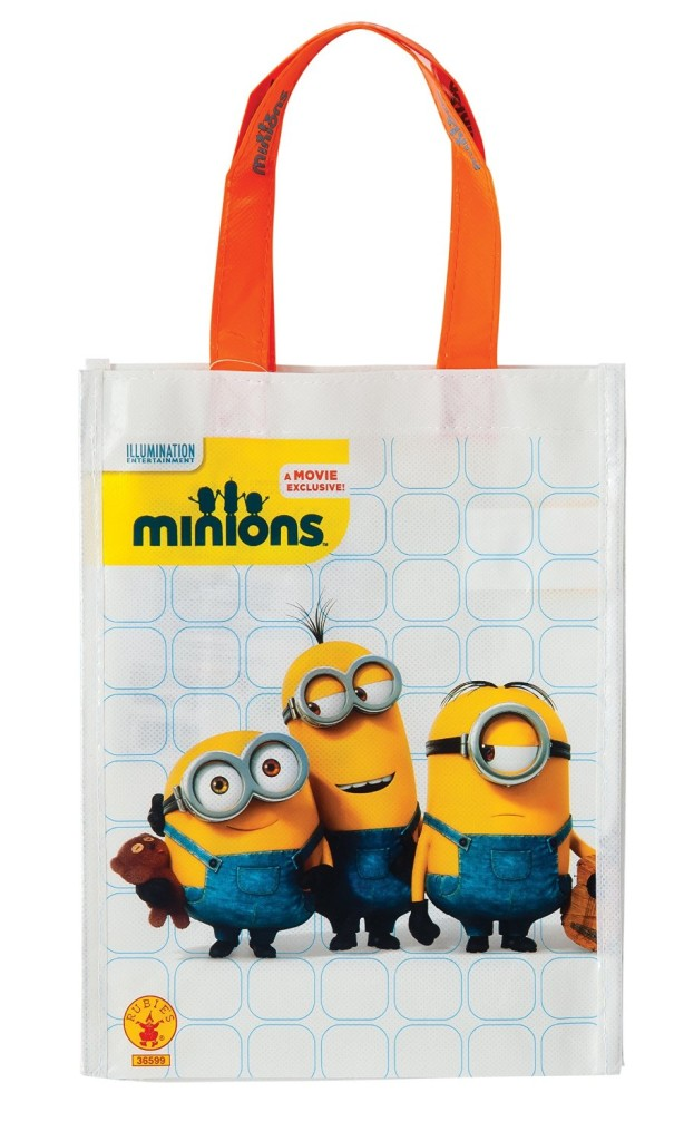minion treat bag